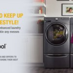 Whirlpool Technology to keep up with any Lifestyle